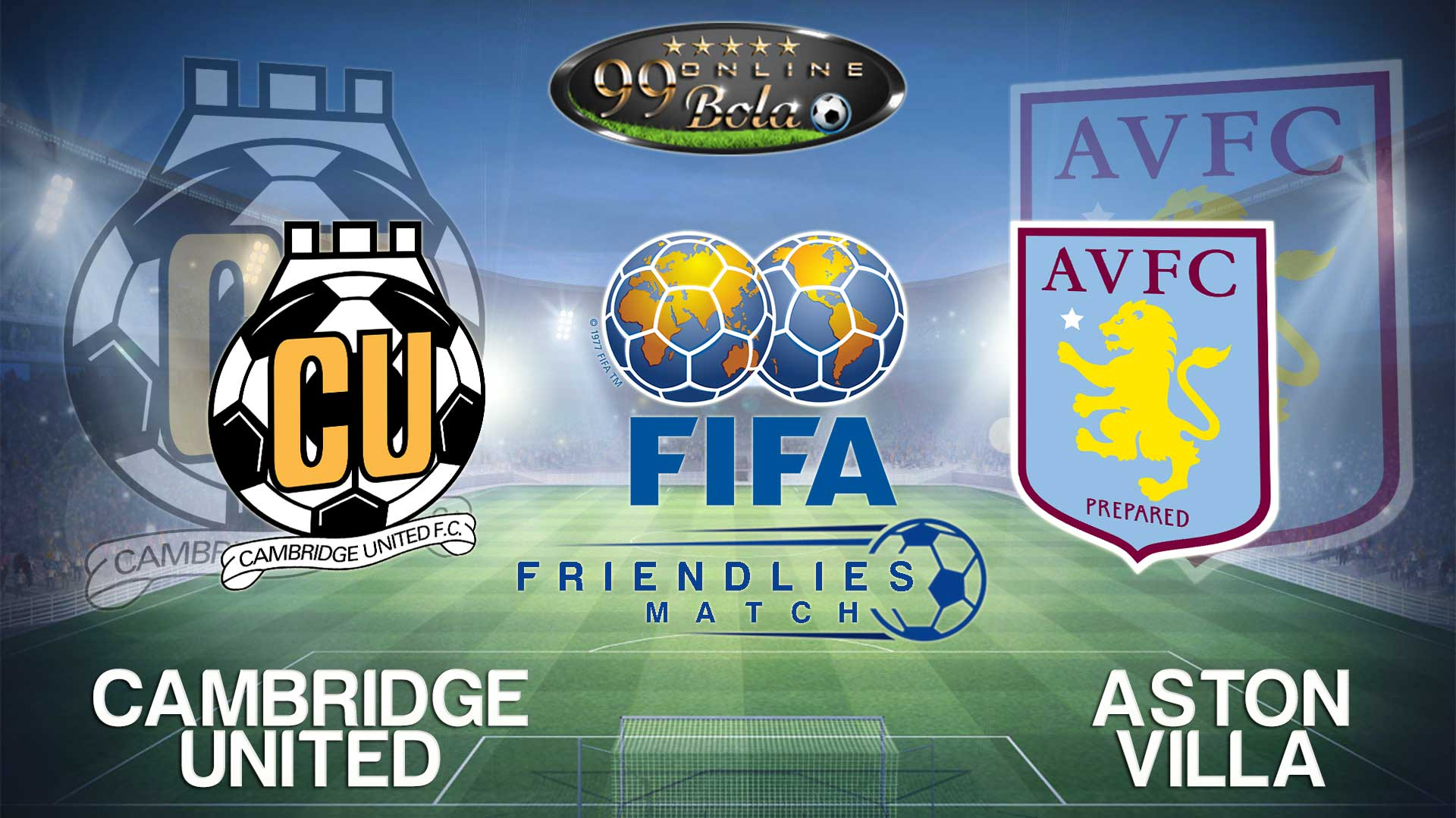 Prediksi Cambridge United Vs Aston Villa 27 Juli 2016