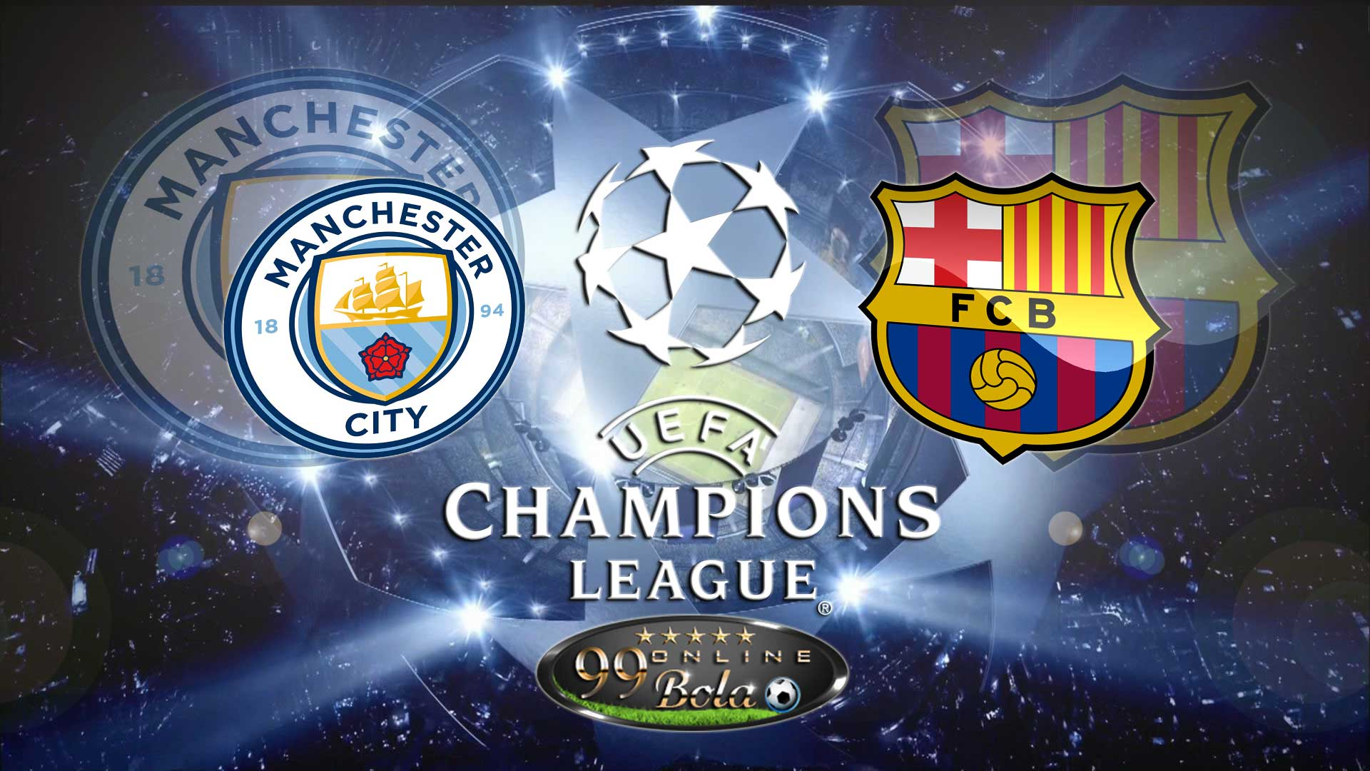 Prediksi Manchester City Vs Barcelona 2 November 2016
