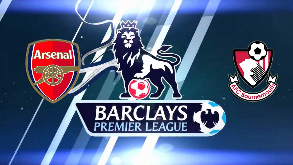Prediksi Arsenal Vs Bournemouth 27 November 2016