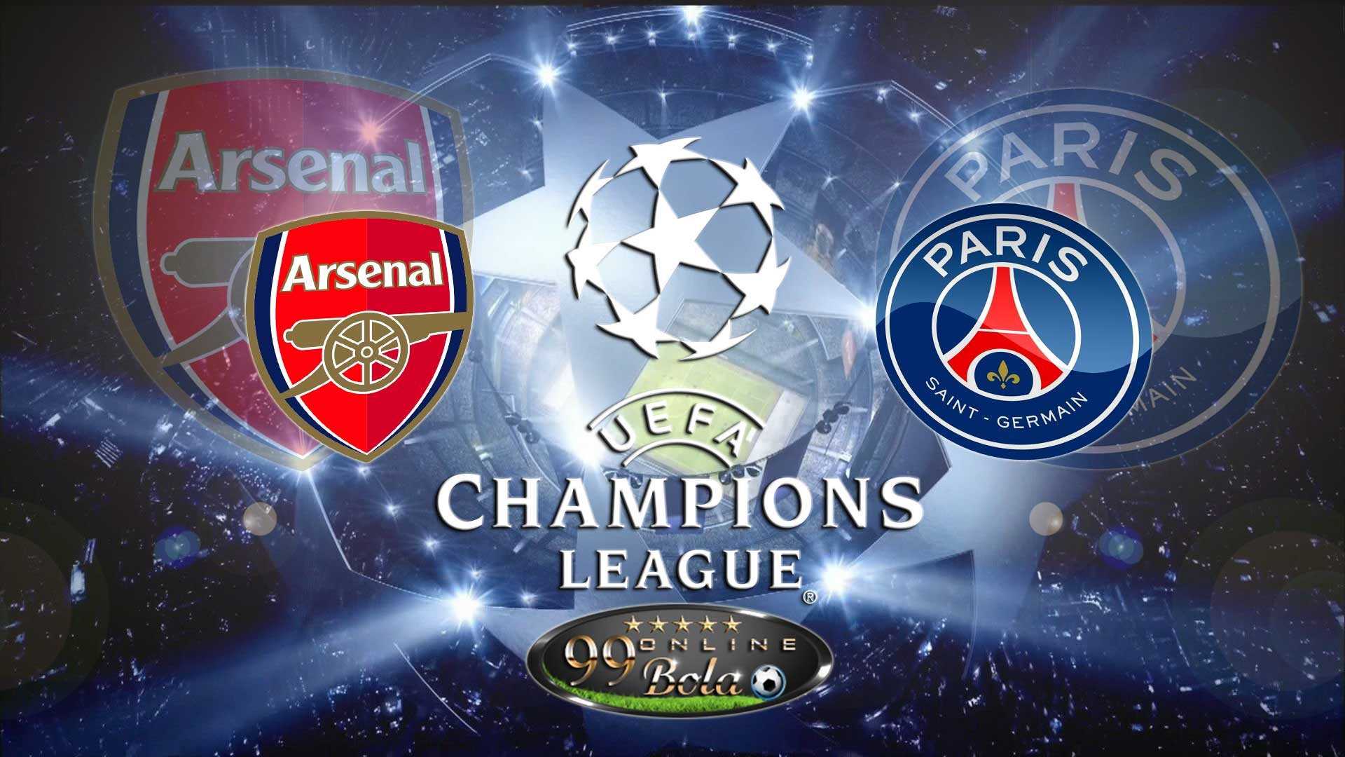 Prediksi Arsenal Vs PSG 24 November 2016