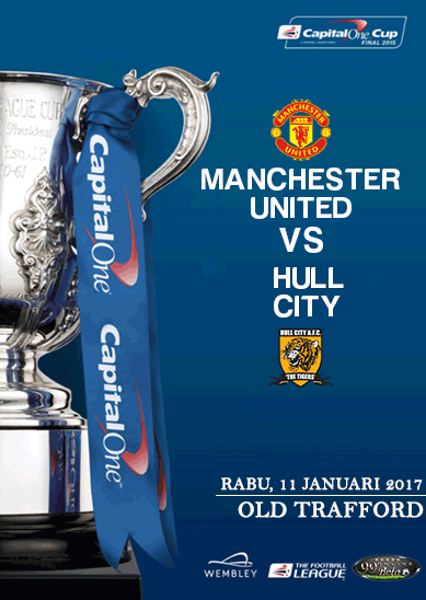 Prediksi Manchester United Vs Hull City 11 Januari 2017