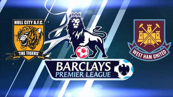 Prediksi Hull City Vs West Ham United 01 April 2017