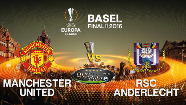 Prediksi Manchester United Vs RSC Anderlecht 21 April 2017