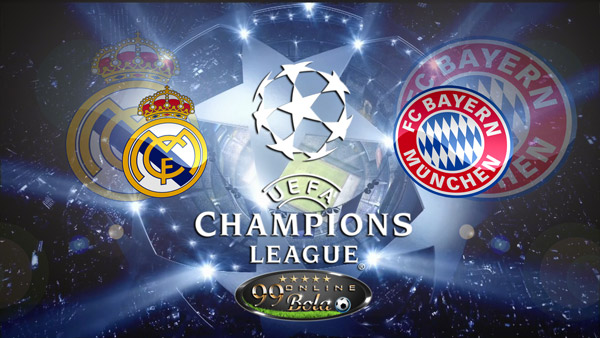 Prediksi Real Madrid Vs Bayern Munchen 19 April 2017