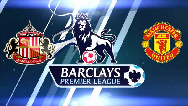 Prediksi Sunderland Vs Manchester United 09 April 2017