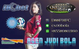 Agen Judi IBCBET Bank Danamon, Taruhan Asian Handicap