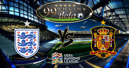Prediksi England Vs Spain 9 September 2018