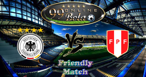Prediksi  Germany Vs Peru 10 September 2018