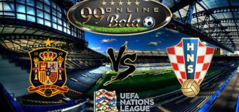 Prediksi Spain Vs Croatia 12 September 2018