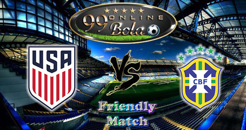 Prediksi USA Vs Brazil 8 September 2018